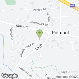 Map of Absolute Beauty in Polmont, Falkirk, stirlingshire