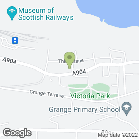 Map of Dhillon's in Bo'Ness, west lothian