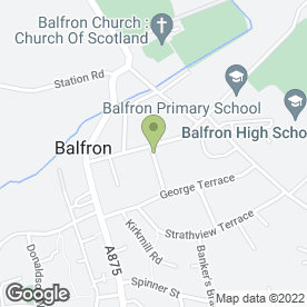 Map of Stephen Macmillan Plumbing Ceramic Tiler in Balfron, Glasgow, lanarkshire