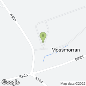 Map of C & V Carmichael in Mossmorran, Cowdenbeath, fife