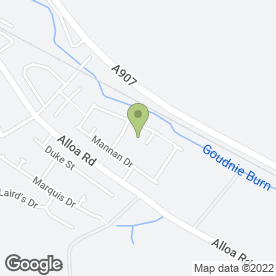 Map of G & H Electrical in Clackmannan, clackmannanshire