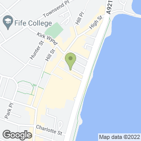 Map of MIGELE EXPERIENCE in Kirkcaldy, fife