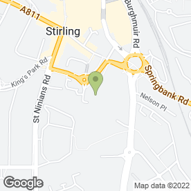 Map of Vizibility Design Ltd in Wellgreen, Stirling, stirlingshire