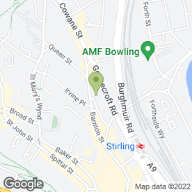 Map of Scott & Co in Stirling, stirlingshire