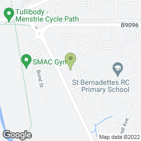 Map of Mark Johnston in Tullibody, Alloa, clackmannanshire