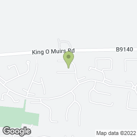 Map of Black & Markie Solicitors & Notaries in Alloa, clackmannanshire
