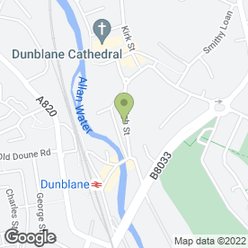 Map of Alaska Beauty in Dunblane, perthshire