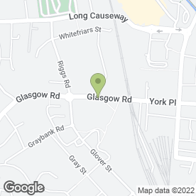 Map of James Barclay Home Furnishings in Perth, perthshire