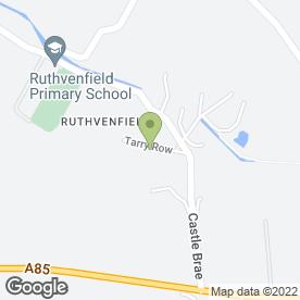 Map of DL Property Maintenance in Ruthvenfield, Perth, perthshire