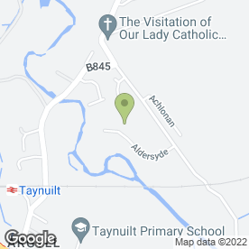 Map of HandyMan Services Argyll in Taynuilt, argyll