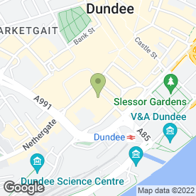 Map of HandyMannies in Dundee, angus