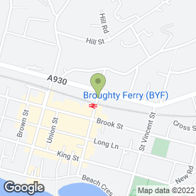 Map of Robert Beattie in Broughty Ferry, Dundee, angus