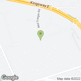Map of A1 Kilt Hire in Dundee, angus