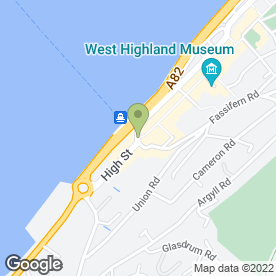 Map of Unique Hair & Beauty in Fort William, inverness-shire