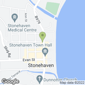 Map of Beauty 4 U in Stonehaven, kincardineshire