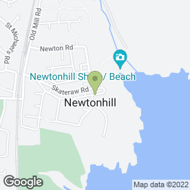 Map of The Ship Inn in Stonehaven, kincardineshire