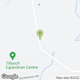 Map of Aberdeen Pet Resort (Formerly Parkhill Cattery) in Milltimber, aberdeenshire