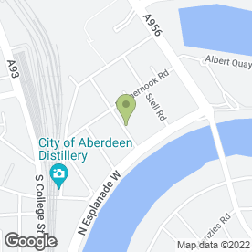 Map of Aberdeen Technical Services Ltd in Aberdeen, aberdeenshire