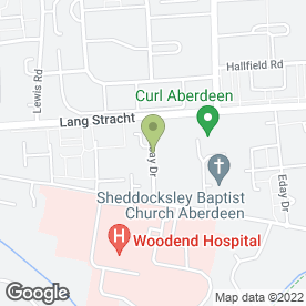Map of Heaven Hair & Beauty in Aberdeen, aberdeenshire