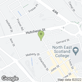 Map of Flash Photography in Aberdeen, aberdeenshire