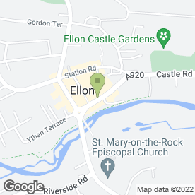 Map of Terion Taxis in Ellon, aberdeenshire