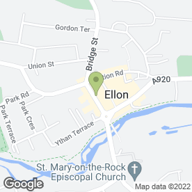 Map of Delicious in Ellon, aberdeenshire