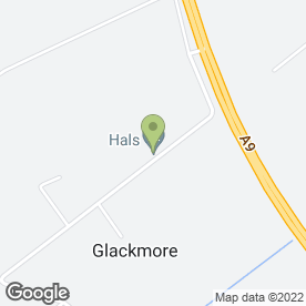 Map of Hals Ltd in North Kessock, Inverness, inverness-shire
