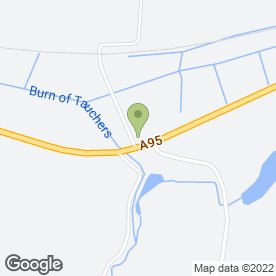 Map of Advance Electrics Ltd in Mulben, Keith, banffshire