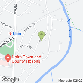 Map of H & M Builders in Nairn, nairnshire