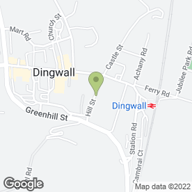 Map of PepperMint in Dingwall, ross-shire