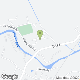 Map of Colin MacDonald Driving Tuition in Evanton, Dingwall, ross-shire