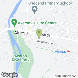 Map of Kitchen Finesse (Highland) Ltd in Alness, ross-shire