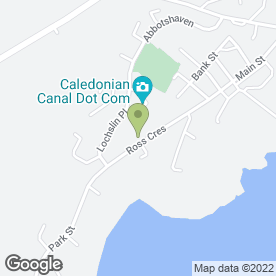 Map of David Meek in Balintore, Tain, ross-shire