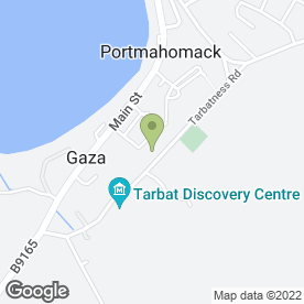 Map of Tarbat Plumbing & Heating in Portmahomack, Tain, ross-shire