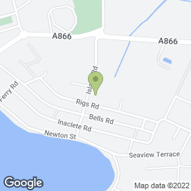 Map of Ontime IT & Communications Ltd in Stornoway, isle of lewis