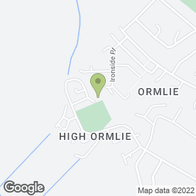 Map of Ormlie Pre-School in Thurso, caithness