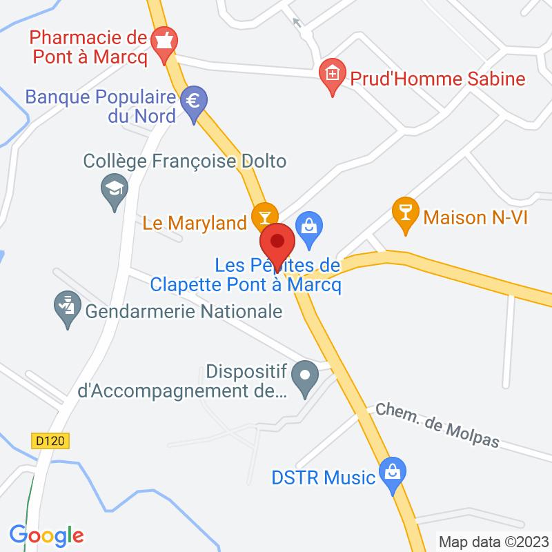 Plan Google Maps