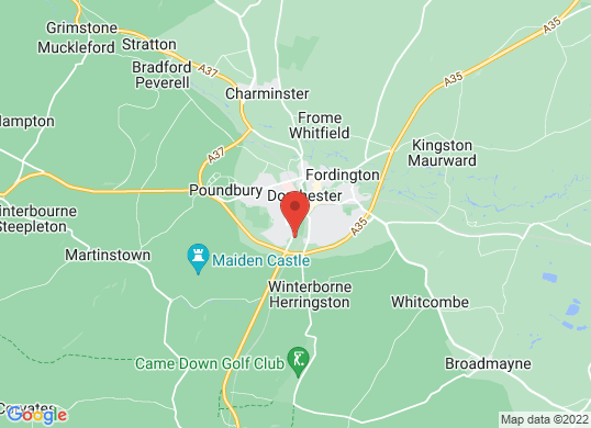 L of a Car - Dorchester's location