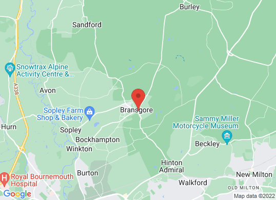 Think Cars Ltd's location