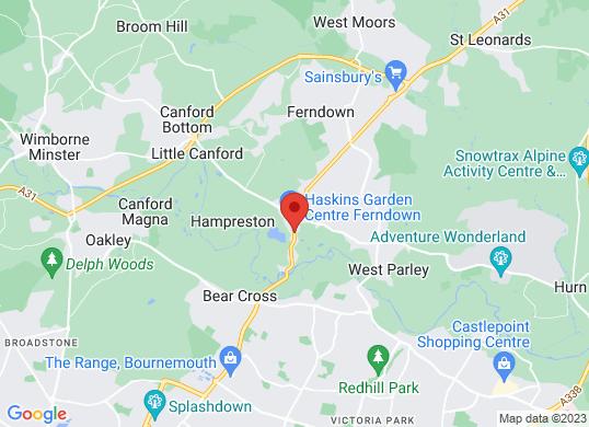 Lamwell Motor Company's location