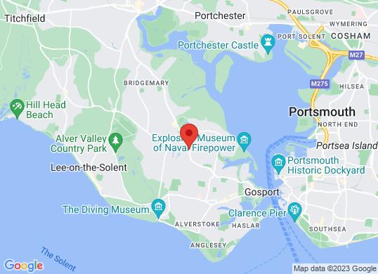 Gosport Car and Van Centre Ltd's location