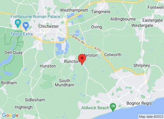 Runcton Van Sales's location