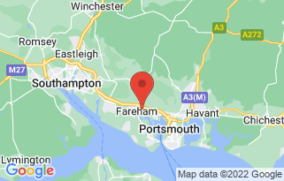 Fareham Car Centre's location