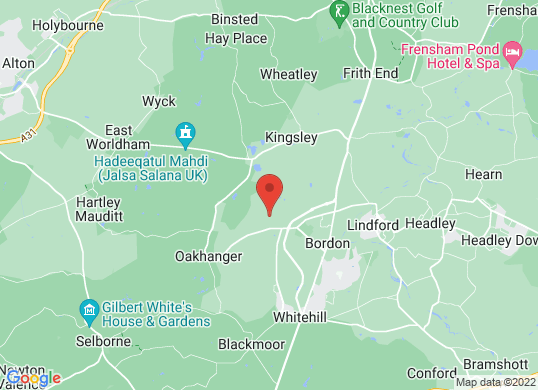Surrey Hills Cars's location