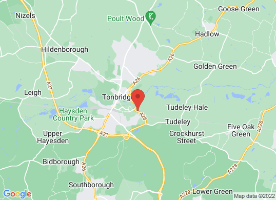 Lookers smart of Tonbridge (SMART)'s location