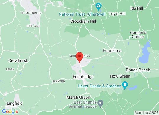 Go Vauxhall Edenbridge Sales's location