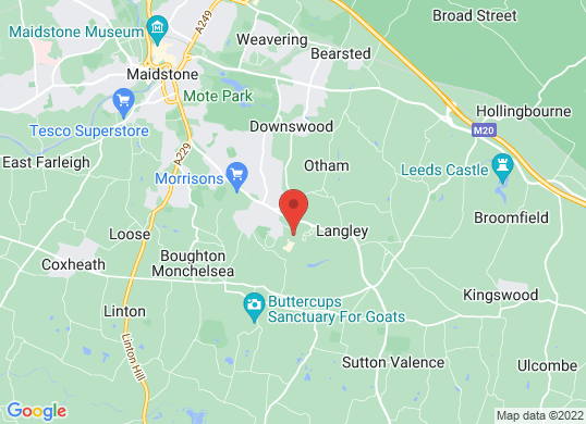 Vanwise Maidstone's location
