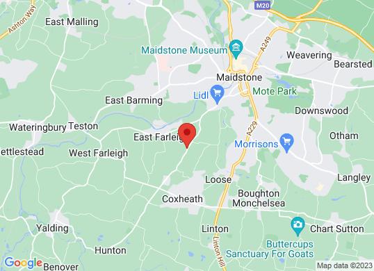 Williams Group Maidstone Ltd's location
