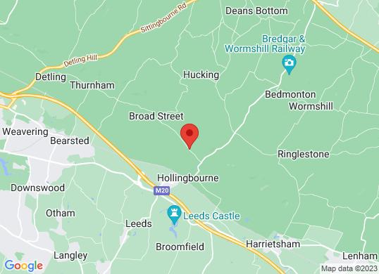 Alan Carrington Classic Cars Ltd's location