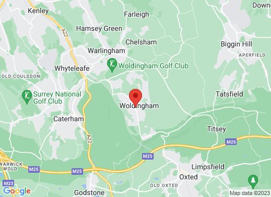Leathwoods's location